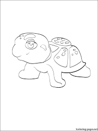 lego friends turtle printable coloring pages