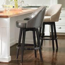 kitchen luxury kitchen swivel stools best wood counter height