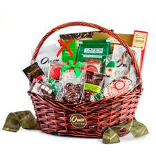 coffee gift baskets the v i p coffee gift basket omar coffee