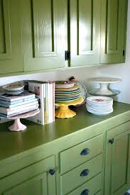 Olive Green Kitchen Cabinets 170 Best I Love A Green Kitchen Images On Pinterest Vintage