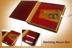 wedding album box photo album in anand gujarat photograph albums suppliers