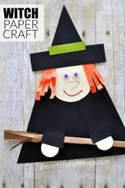 Craft Ideas For Kids Halloween - halloween crafts for kids silhouettes craft and fun halloween
