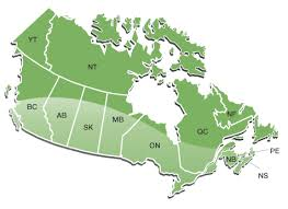 states canada map canada trails canadian trail maps