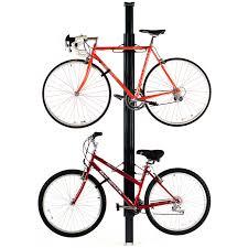 storage 3 bicycle wall rack wonderful bike storage rack vertical