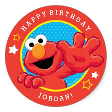 elmo birthday sesame elmo polka dot birthday favor box
