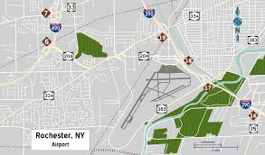 Rochester Ny Map File Map Rochester Ny Airport Png Wikimedia Commons