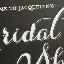 create custom chalk lettering signs fineartstore com blog