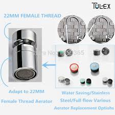 kitchen faucet swivel aerator water saving faucet swivel aerator spout bubbler kitchen accessory