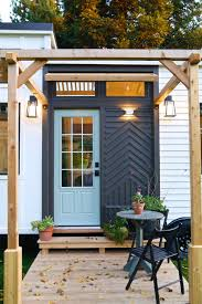 tiny house town the pacific harmony from handcrafted movement