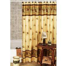 wildlife rustic shower curtains u2014 home design stylinghome design