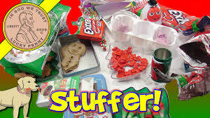 christmas stocking stuffer extravaganza candy gum cookies nerds