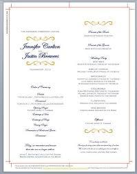 Create Your Own Wedding Program Les 25 Meilleures Idées De La Catégorie Print Your Own Wedding