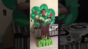 fancy dress tree costume