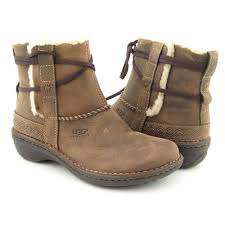 s fashion ugg boots australia ugg australia cove winter fashion ankle boots brown womens