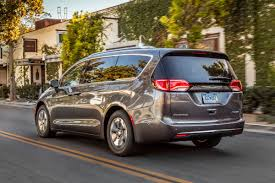 2017 chrysler pacifica hybrid real world test review the fast