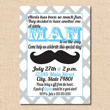 mustache invitations photo little man mustache baby image