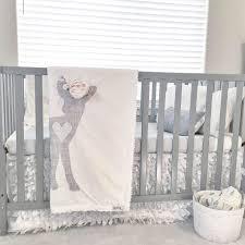 Gray Nursery Decor Baby Nurseries Decorating Ideas Best Home Design