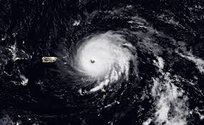 geogarage blog hurricane irma u0027s epic size is being fuelled by