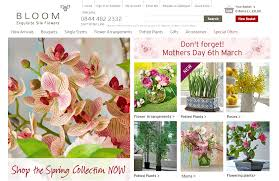Flowers Ca Discount Code - bloom uk discount codes vouchers u0026 deals free delivery