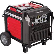 honda eu7000is portable inverter generator u2014 7000 surge watts