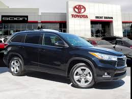 certified toyota highlander certified pre owned 2016 toyota highlander ltd sport utility in