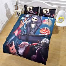 Christmas Duvet Cover Sets Surprise Price Nightmare Before Christmas Bedding Gift Home Unique