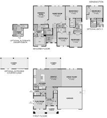 Floorplan Com Kensington Floor Plan Nocatee