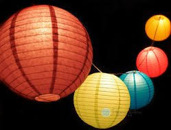 Neptune Easter Decorations by Easter Egg Hunt Decorations Paper Lantern Store