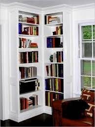 Tall Bookcase White by Corner Book Case 21 Ordinary Furniture With Large Corner Bookcase