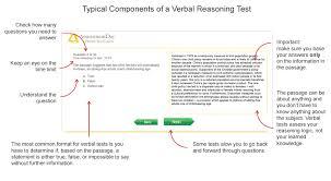verbal reasoning free online practice tests