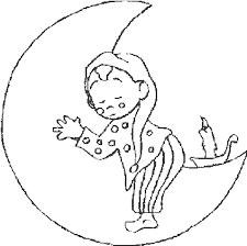 coloriage de chambre de fille dessin chambre bebe fille 6 coloriage lune page 1 224 colorier