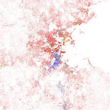Chicago Orange Line Map by Race And Ethnicity 2010 Boston Maps Of Racial And Ethnic U2026 Flickr