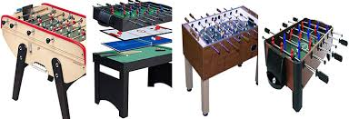 Types Of Pool Tables by Types Of Foosball Tables Best Foosball Table For The Money