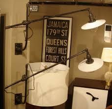 Bronze Swing Arm Table Lamp Swing Arm Wall Sconce Hardwired Hardwired Swing Arm Reading Lamp