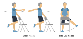 Armchair Aerobics Exercises Exercises For Seniors The Complete Guide
