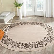 Oval Outdoor Rugs Cottage Outdoor Rugs Rugs The Home Depot