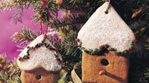 gingerbread ornaments gingerbread birdhouse ornaments recipe bettycrocker