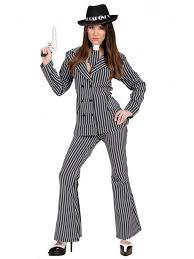 ladies u0027 gangster costume 20s fancy dress play u0026 party