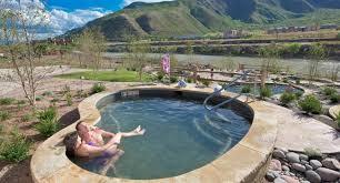 Glenwood Springs Colorado Map by Colorado U0027s Springs Loop A Spa And Resort Getaway