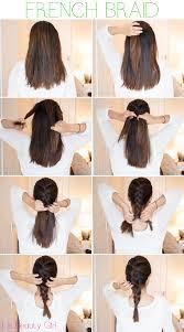 how to braid short hair step by step french braiding short hair hairstyle ideas in 2018
