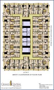 centralized floor plan cityland group of companies