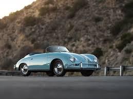 1958 porsche 356 a speedster classic driver market