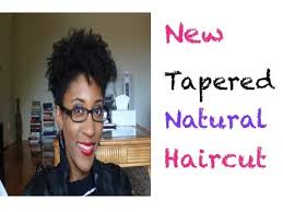 tapered twa 4c hairstyles first glance my new tapered natural hair cut 4b 4c youtube