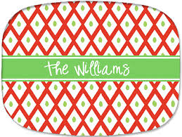 personalized christmas platter haymarket designs personalized christmas plates and platters
