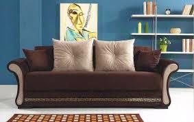 maison de la literie canapé canapé 3 places versace electro discount