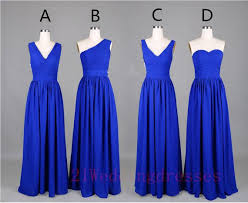 royal blue best 25 royal blue bridesmaids ideas on royal blue