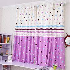 Polka Dot Curtains Custom Purple Polka Dot Curtains With Blackout Feature
