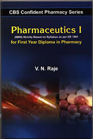 pharmaceutics 1 for first year diploma in pharmacy 1st edition