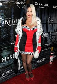 7 best costumes from the u0027maxim u0027 2015 halloween party photos