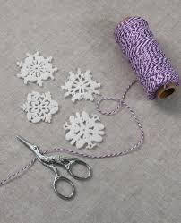 mini animal snowflake ornaments series 2 peppersprouts